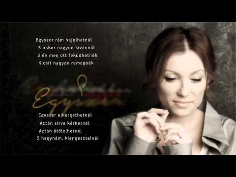 Rúzsa Magdolna - Egyszer (Official Music Video)