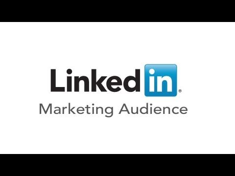 Reach your niche with the LinkedIn Marketing Audience