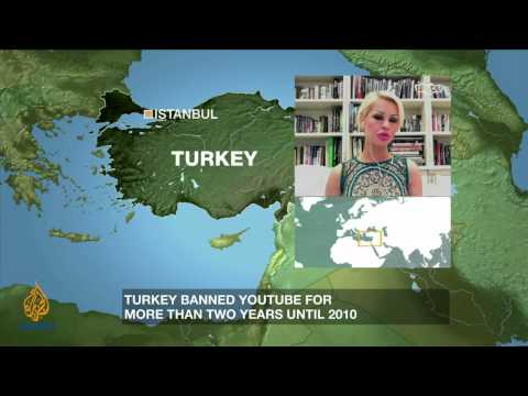 Turkey turns off Twitter