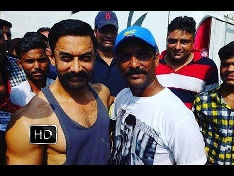 Aamir Khan DANGAL Movie On Location LEAKED thumbnail