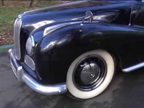 Тест-драйв BMW 501