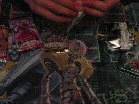 Crystal Beast Sapphire Pegasus Tin Opening (Team Crucial) Video