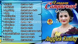 Langgam Campursari Koplo | Anggrek Kuning ( Official Audio Video )