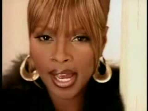 Mary J. Blige - Not Gon' Cry (from the Waiting To Exhale Movie Soundtrack, 1995-1996) Video