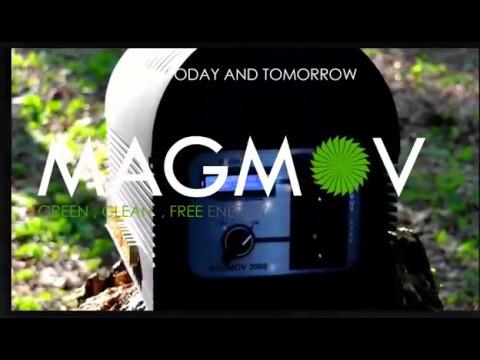 Free Energy May 2017 MagMov 3KW Magnet Motor