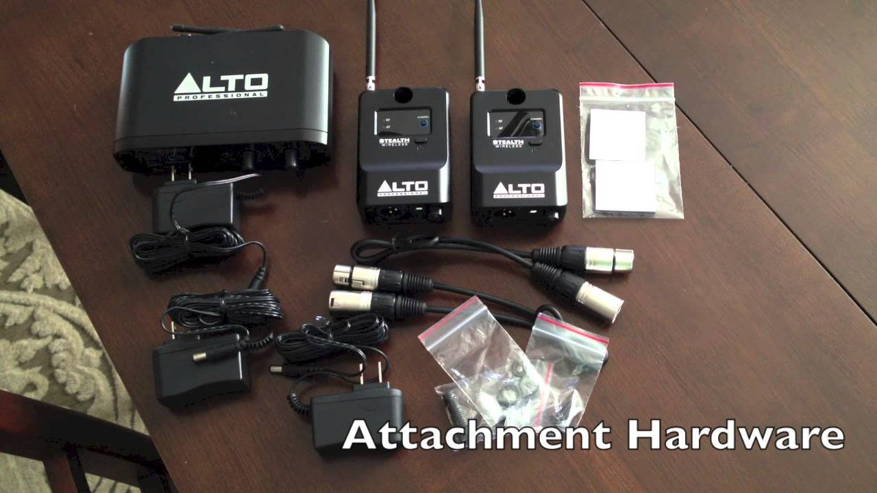 Alto Stealth Wireless Review Youtube