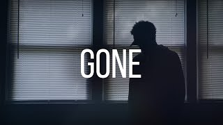 """Gone"" Deep Storytelling Rap Beat 