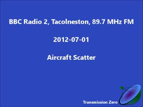 BBC Radio 2 via Aircraft Scatter