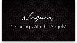 Dancing With the Angels - Monk and Neagle Acappella Cover by Legacy (Lyrics Video)