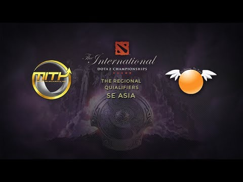 MiTH -vs- Orange, TI4 Qualifier, Round 3
