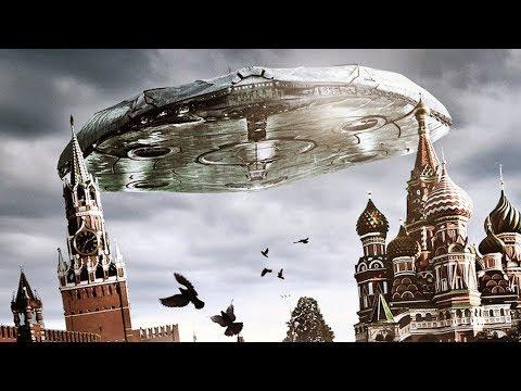 НЛО НАД КРЕМЛЕМ - МОСКВА ВИДЕО ОЧЕВИДЦЕВ 2018 HD (UFO)
