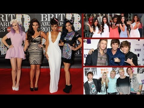 Little Mix, R5, Emblem3, Fifth Harmony - Top NEW Groups to Watch