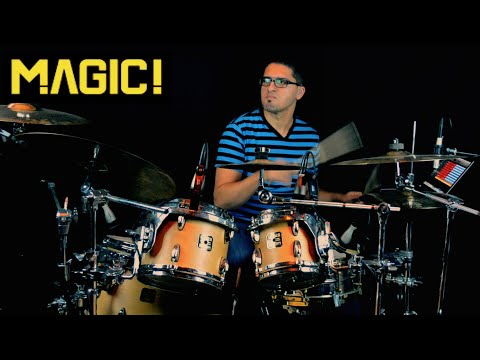 Magic - Rude - Drum Cover by Leandro Caldeira