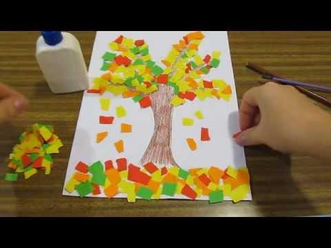Осенние поделки для детей 4 5 лет 34