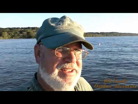 Fall Trotline Fishing On The Mississippi River
