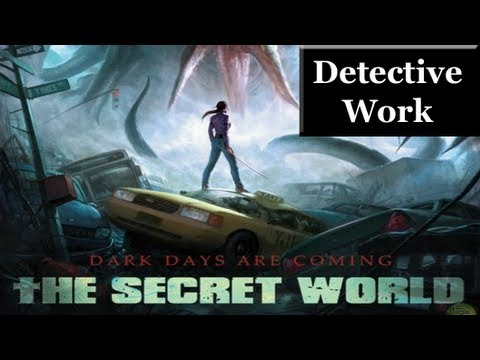 The Secret World - Detective Work
