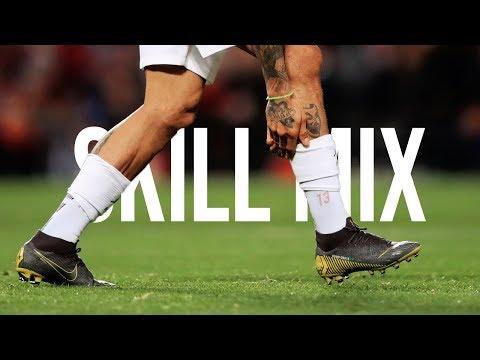 Crazy Football Skills 2019 - Skill Mix #5   HD