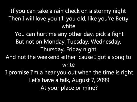 Knaan - Hurt Me Tomorrow