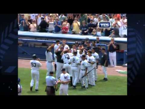 Alex Rodriguez Career Highlights