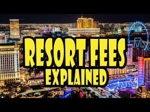 What is a Resort Fee and Do You Have to Pay It?