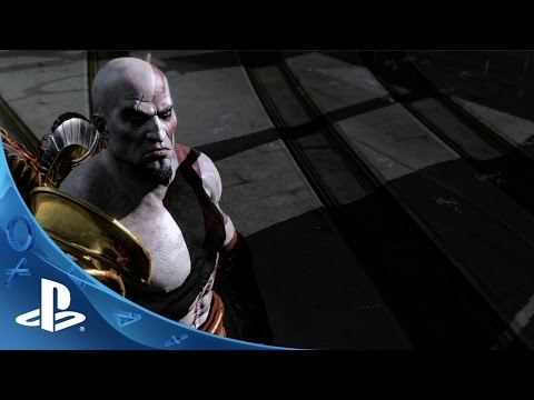 God Of War 3 Remastered - Announce Trailer | Ps4 video