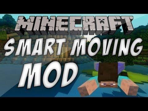 Скачать бесплатно Smart Moving мод для Minecraft 1.6.4/1.5 ...