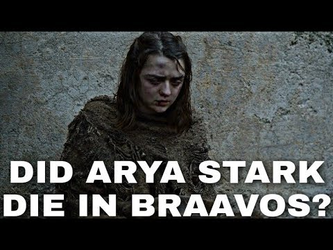 Did The Waif Take Arya Stark's Face... And Life? - Game of Thrones Season 8 (End Game Theories)