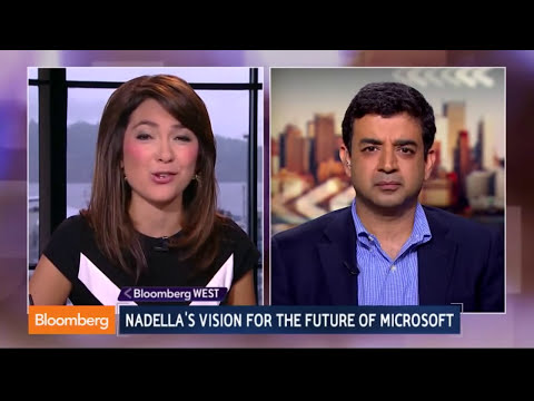 Microsoft Job Cuts Coming? Nadella Making Changes