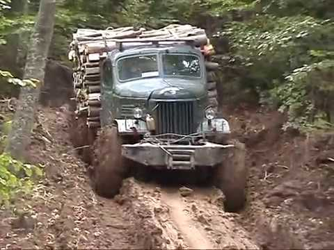 Bieszczady 2009/01 off-road Music Videos