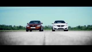 M3 and M4 Competition Package Introduction