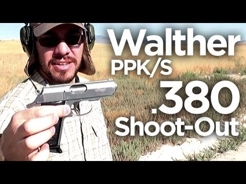 .380 Shoot-Out: Walther PPK/S