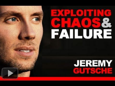 Innovation Keynote Speaker Jeremy Gutsche on Experimental Failure