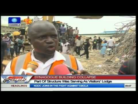 Synagogue Building Collapse: 17 Confirmed Dead, More Than 120 Rescued