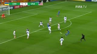 MATCH HIGHLIGHTS - Ukraine v USA - FIFA U-20 World Cup Poland 2019