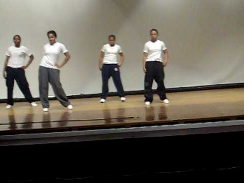 Trio Upward Bound Talent Show [Dem Girlz] Video