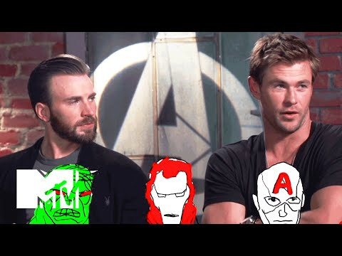 The Avengers: Age of Ultron Cast Explain The Marvel Universe In 60 Seconds   MTV