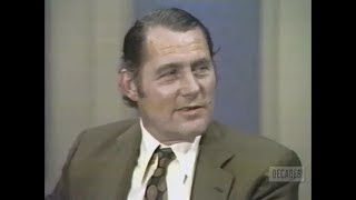 Robert Shaw and Melba Moore on The Dick Cavett Show 1972