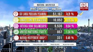 Polling Division - Akuressa