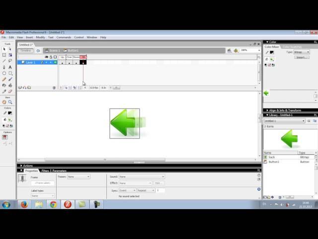 Как сделать анимацию в macromedia flash mx - Gomdm.com