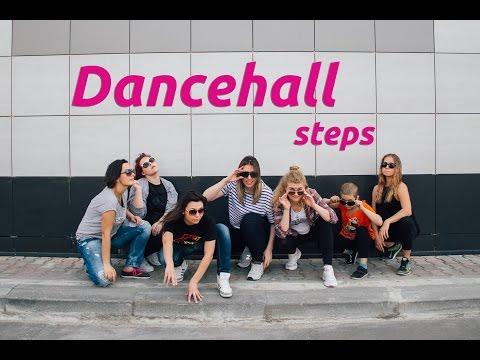 Dancehall steps (Elite team) | Как танцевать дэнсхолл | Dancehall по-Смоленски