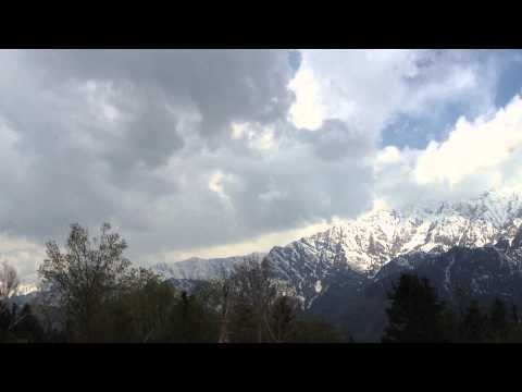 Rohtang pass ,manali & beas river HD