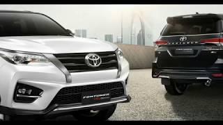 Toyota Fortuner TRD sportivo 2019 ไมเนอร์เชนจ์ใหม่ มาแรงแซง BIGO live