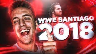 CONOZCO A SETH ROLLINS   WWE Santiago 2018