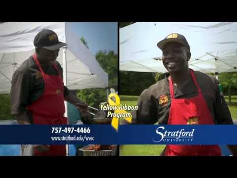 Dyvine BBQ's Chef Derrick Wood Stratford University Graduate