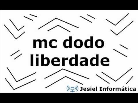 Mc Dodo Liberdade Para Todos Irmaos video