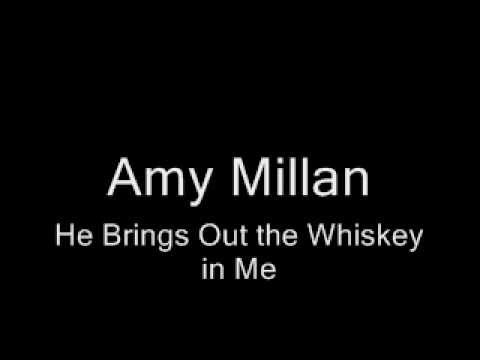 Amy Millan - He Brings Out The Whiskey In Me