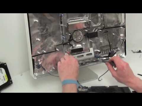 iMac G5 Repair - Inverter Board Removal