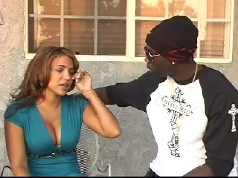 Supermodel Sam Sarpong Interviews Model Vida Guerra on Set Video