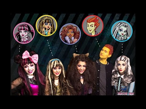 My Monster High Music Video!