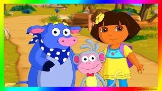 Dora and Friends The Explorer Cartoon 💖 Dora's Easter Basket Adventure Gameplay as a Cartoon !